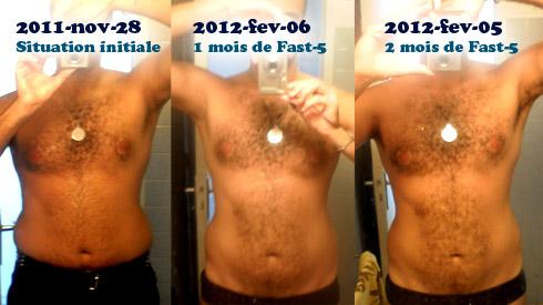 jeûner 3 jours perte de poids
